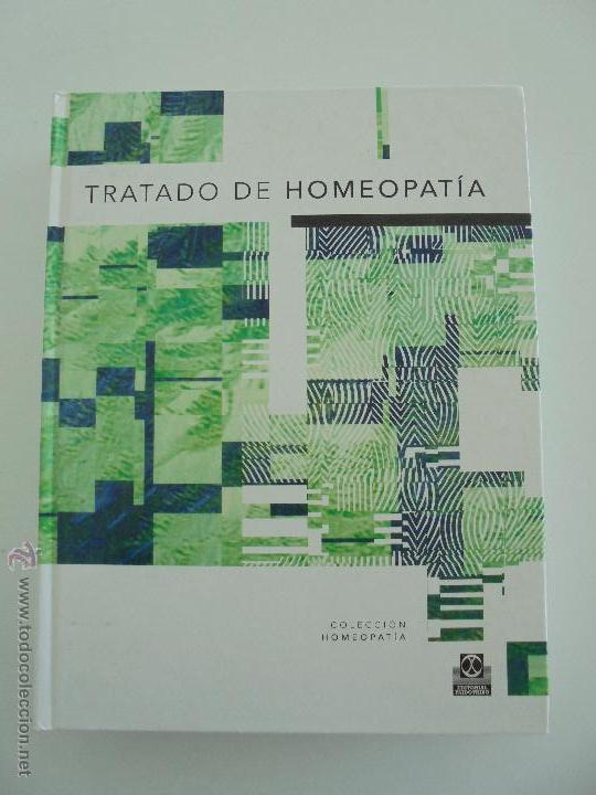Libros de segunda mano: TRATADO DE HOMEOPATIA. COLECCION HOMEOPATIA. EDITORIAL PAIDOTRIBO 2000. VER FOTOGRAFIAS ADJUNTAS. - Foto 6 - 217854118