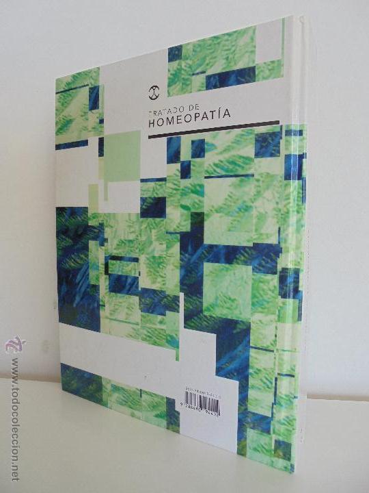 Libros de segunda mano: TRATADO DE HOMEOPATIA. COLECCION HOMEOPATIA. EDITORIAL PAIDOTRIBO 2000. VER FOTOGRAFIAS ADJUNTAS. - Foto 27 - 217854118
