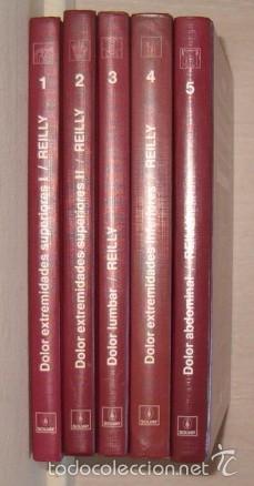 BRENDAN M. REILLY. ESTRATEGIAS PRÁCTICAS EN MEDICINA AMBULATORIA. CINCO TOMOS. RMT73845. (Libros de Segunda Mano - Ciencias, Manuales y Oficios - Medicina, Farmacia y Salud)