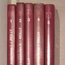 Libros de segunda mano: BRENDAN M. REILLY. ESTRATEGIAS PRÁCTICAS EN MEDICINA AMBULATORIA. CINCO TOMOS. RMT73845. . Lote 55182120
