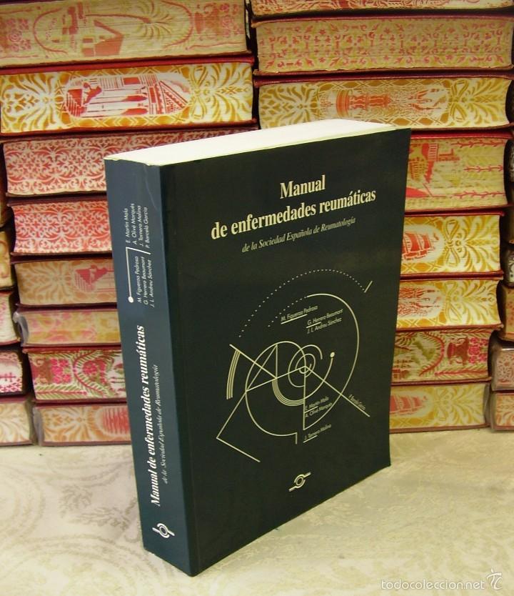 Libros de segunda mano: MANUAL DE ENFERMEDADES REUMÁTICAS . - Foto 2 - 55948283