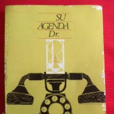 Libros de segunda mano: SU AGENDA DR. LYSINEX-B - 1967. Lote 56035463