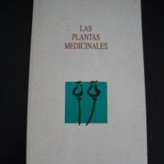 Libros de segunda mano: LAS PLANTAS MEDICINALES. GUIA 14 LA VANGUARDIA. 1989.. Lote 56364310