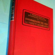 Libros de segunda mano: LIBRO PARA MÉDICOS ESPECIALISTAS EN OTORRINOLARINGOLOGIA.. Lote 56578803