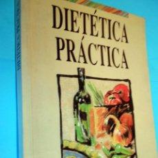 Libros de segunda mano: LIBRO GUIA Y DE CONSULTA PARA DIETISTAS Y PARA CONTROLADORES DE ALIMENTACIÓN. Lote 56578936