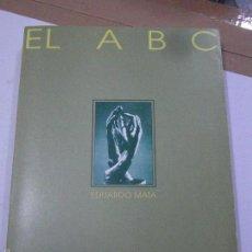 Libros de segunda mano: EL ABC DEL QUIROMASAJE. EDUARDO MATA.. Lote 56627185
