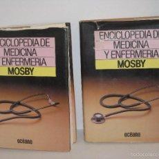 Libros de segunda mano: ENCICLOPEDIA DE MEDICINA Y ENFERMERIA. Lote 56739090