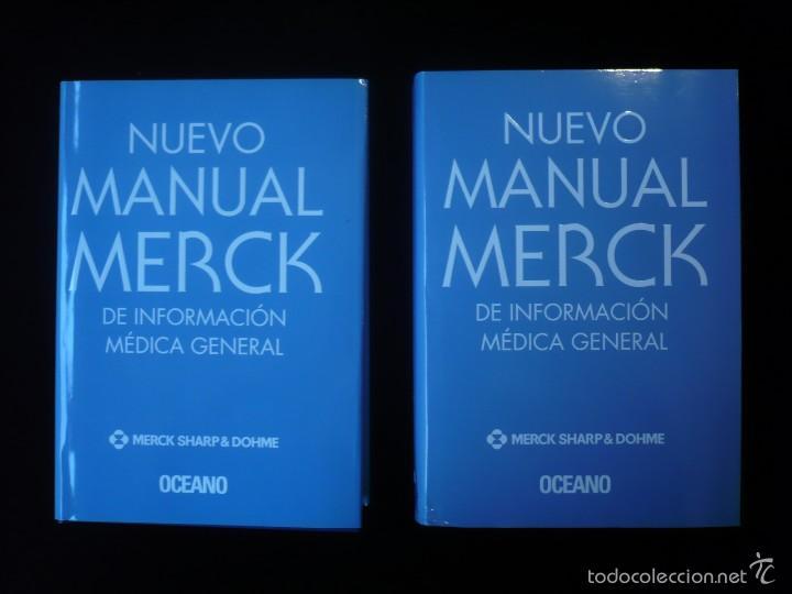 Books | manual merck de medicina panama.