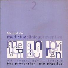 Libros de segunda mano: 2 MANUAL DE MEDICINA CLINICA PREVENTIVA SEMFYC. Lote 57048360