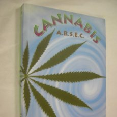 Libros de segunda mano: CANNABIS, MANUAL DE CULTIVO PARA EL AUTOCONSUMO (MARIHUANA). Lote 57092364