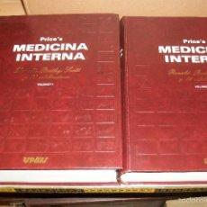 Libros de segunda mano: MEDICINA INTERNA-SIR DONALD BODLEY SCOTT-2 TOMOS. Lote 57130919