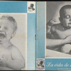 Livros em segunda mão: LA VIDA DE MI BEBÉ - BALSAMO BEBÉ. Lote 57346043