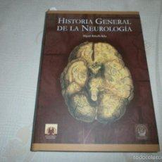 Libros de segunda mano: HISTORIA GENERAL DE LA NEUROLOGÍA- MIGUEL BALCELLS RIBA. GRUPO SANED (2009). Lote 57934105