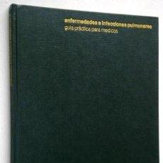 Libros de segunda mano: ENFERMEDADES E INFECCIONES PULMONARES POR P. RENTCHNICK DE ED. HERBERT SCHWARZ EN IPSWICH UK 1975. Lote 58101850