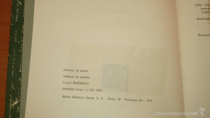 Libros de segunda mano: CAJAL CONCEPTO, MÉTODO Y PROGRAMA DE ANATOMÍA DESCRIPTIVA Y GENERAL VALENCIA 1978 FACSÍMIL - Foto 4 - 60454499