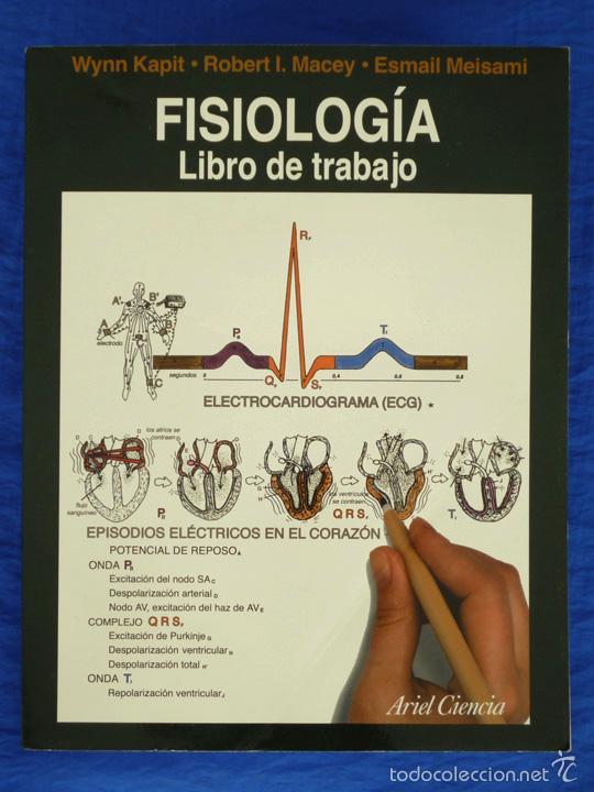 fisiología, libro de trabajo. wynn kapit, rober - Comprar Libros de ...