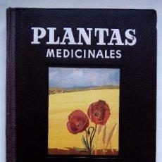 Libros de segunda mano: PLANTAS MEDICINALES. DOCTOR VANDER. LIBRERÍA E. ABENIA. ESPAÑA. SEGUNDA EDICIÓN. EJEMPLAR Nº 7294.. Lote 61661852