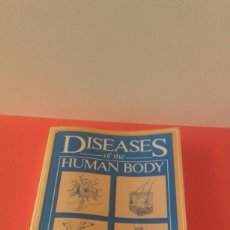 Libros de segunda mano: DISEASES OF THE HUMAN BODY 1989. Lote 61722932