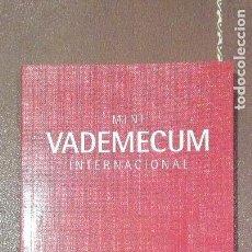 Libros de segunda mano: MINI VADEMECUM INTERNACIONAL.2004.MEDICOM. Lote 61859772