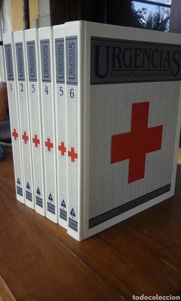 Libros de segunda mano: Primeros auxilios. Urgencias.Completa.Cruz Roja. - Foto 2 - 63368604
