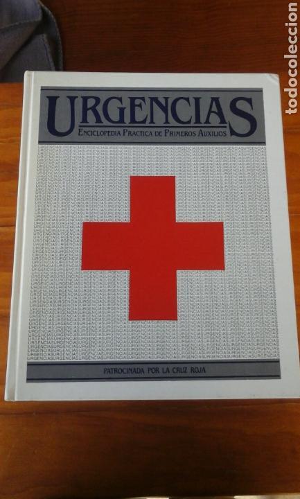 Libros de segunda mano: Primeros auxilios. Urgencias.Completa.Cruz Roja. - Foto 8 - 63368604