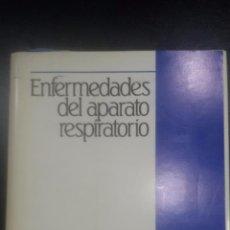 Libros de segunda mano: ENFERMEDADES DEL APARATO RESPIRATORIO. 3 LAMINAS. Lote 64072055