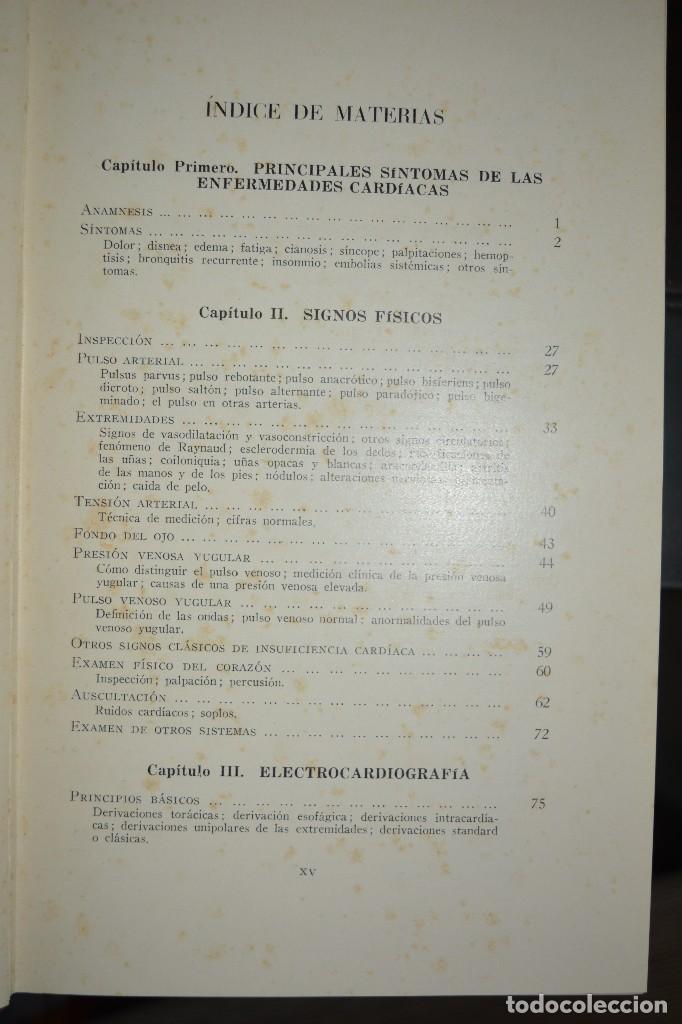 Libros de segunda mano: ENFERMEDADES DEL CORAZON Y DE LA CIRCULACION. 1961. AUTOR: PAUL WOOD - Foto 2 - 65974110
