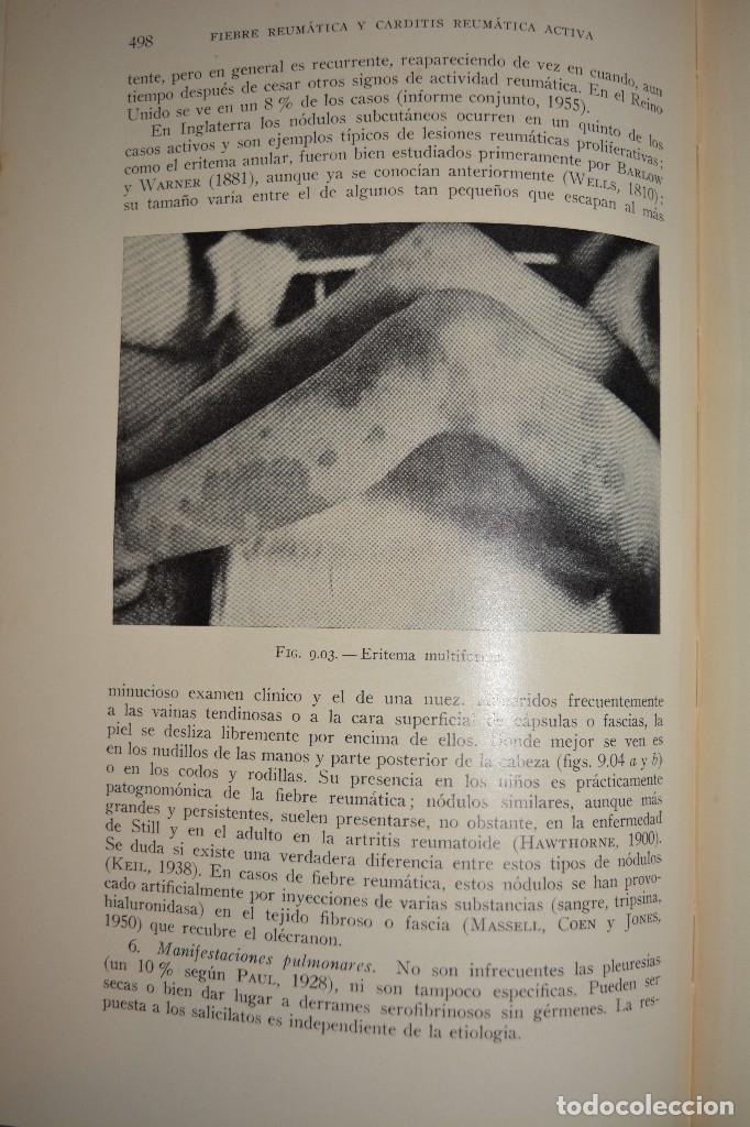 Libros de segunda mano: ENFERMEDADES DEL CORAZON Y DE LA CIRCULACION. 1961. AUTOR: PAUL WOOD - Foto 3 - 65974110
