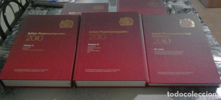Libros de segunda mano: Farmacopea Británica - British Pharmacopoeia - Edición 2010 - Completa - en inglés - Foto 2 - 67509497