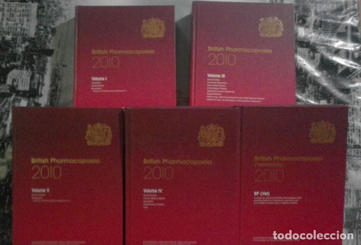 Libros de segunda mano: Farmacopea Británica - British Pharmacopoeia - Edición 2010 - Completa - en inglés - Foto 3 - 67509497