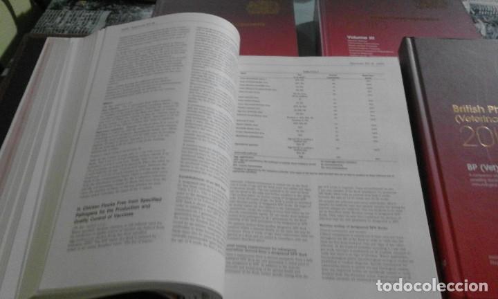 Libros de segunda mano: Farmacopea Británica - British Pharmacopoeia - Edición 2010 - Completa - en inglés - Foto 4 - 67509497