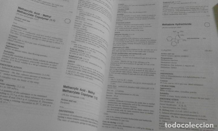 Libros de segunda mano: Farmacopea Británica - British Pharmacopoeia - Edición 2010 - Completa - en inglés - Foto 6 - 67509497