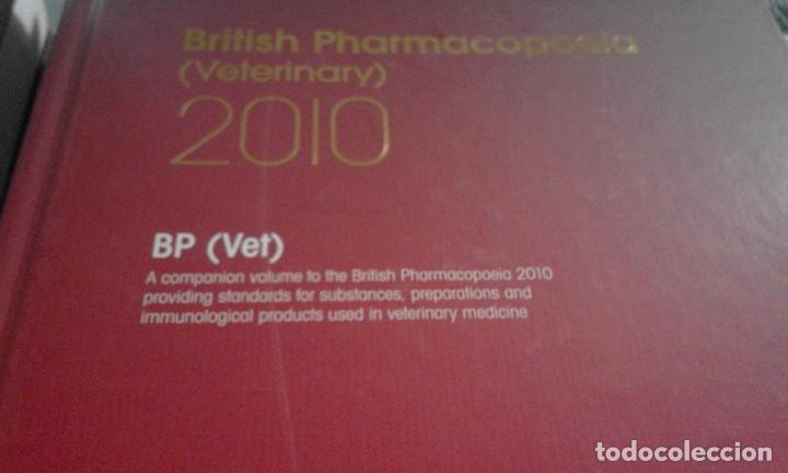 Libros de segunda mano: Farmacopea Británica - British Pharmacopoeia - Edición 2010 - Completa - en inglés - Foto 11 - 67509497