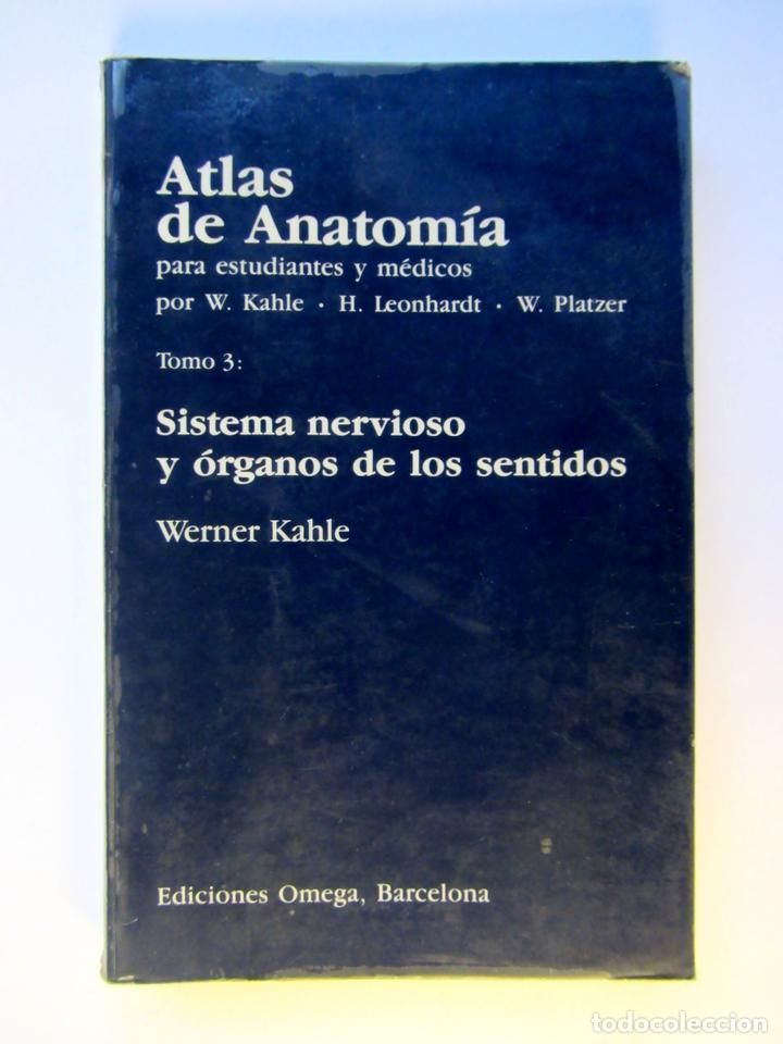 atlas de anatomía para estudiantes y médicos. w - Comprar Libros de ...