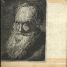Libros de segunda mano: PREVENCIÓN DE LA VEJEZ ACHACOSA. MANUEL BELTRÁN BAGUENA. EDITORIAL CIENTÍFICO MÉDICA.MADRID.1949. Lote 68636197