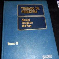 Libros de segunda mano: TRATADO DE PEDIATRÍA - TOMO II - SALVAT - TAPA DURA. Lote 68769113
