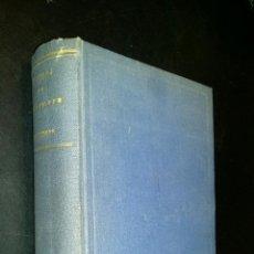 Libros de segunda mano: MANUAL DE LA ENFERMERA / USANDIZAGA. Lote 71980791