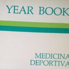 Libros de segunda mano: LIBRO DE MEDICINA DEPORTIVA. Lote 73576883