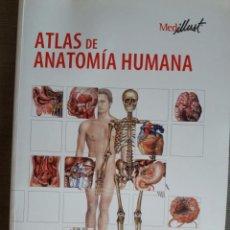 Libros de segunda mano: ATLAS DE ANATOMÍA HUMANA / MEDILLUST / ARS MEDICA / 2009. Lote 73735419