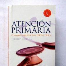 Libros de segunda mano: ATENCIÓN PRIMARIA. A. MARTÍN ZURRO, J.F. CANO PÉREZ. Lote 74433106