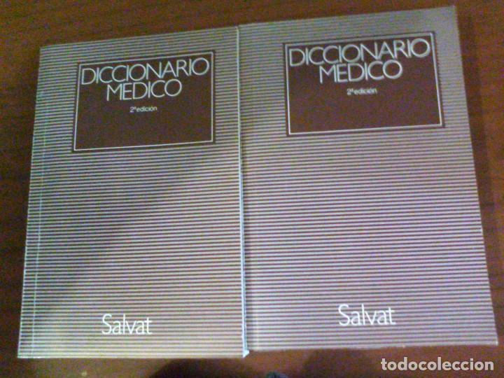 Libros de segunda mano: Diccionario médico (2 volúmenes) - Foto 3 - 74505975