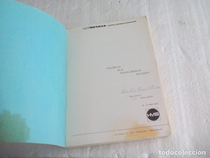 Libros de segunda mano: Guía Práctica de la Higiene y Medicina preventiva Hospitalaria. Dr. Etienne Hars HMS 1959 - Foto 3 - 75110211