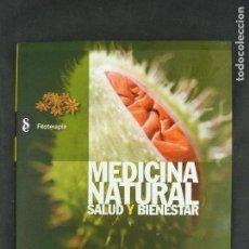 Libros de segunda mano: MEDICINA NATURAL SALUD Y BIENESTAR SIGNO EDITORES 299 PAGINAS AÑO 2012 LM57. Lote 75450507