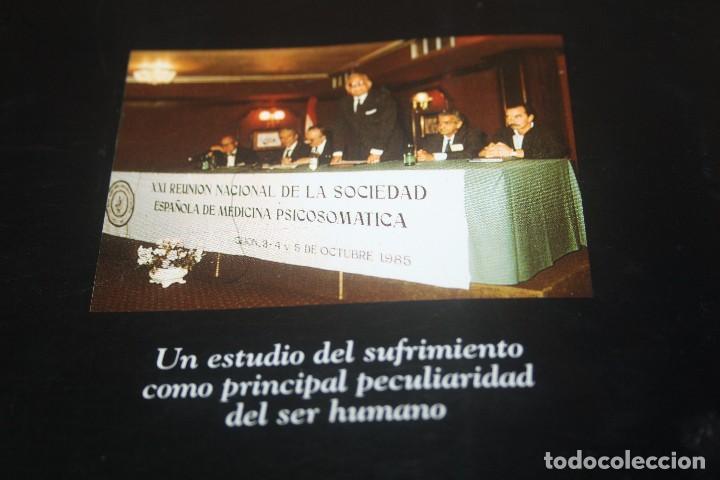 Libros de segunda mano: Sufrimiento sin enfermedad - Jesús Kocina - Dedicado por el autor - Foto 3 - 76804255