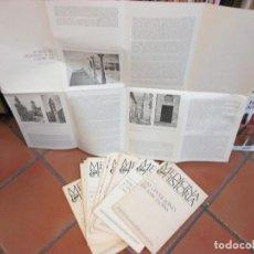 Libros de segunda mano: 30 FASCICULOS Y ESTUCHE ' MEDICINA E HISTORIA ',EDI BIOHORM DE MAYO 1968 A MARZO 71 + INFO Y FOTOS.. Lote 78658525