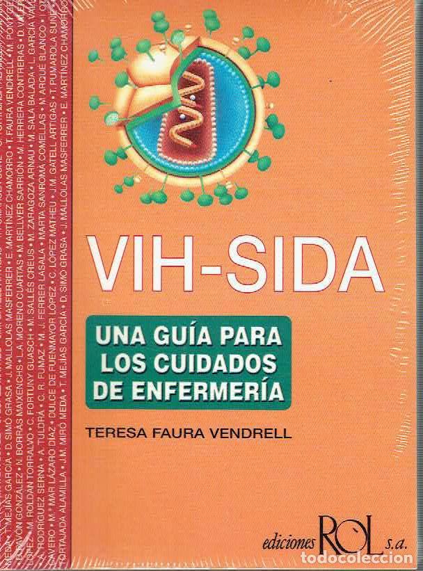VIH-SIDA. TERESA FAURA VENDRELL. (Libros de Segunda Mano - Ciencias, Manuales y Oficios - Medicina, Farmacia y Salud)