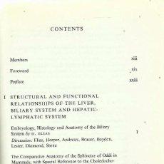 Libros de segunda mano: LIBRO *THE BILIARY SYSTEM*. Lote 78976441