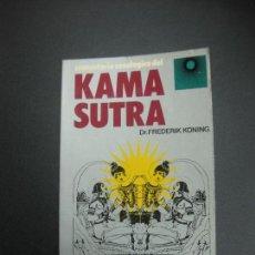 Libros de segunda mano: COMENTARIO SEXOLOGICO DEL KAMASUTRA. DR. FREDERIK KONING. EDICIONES AVESTA. REUS.. Lote 78993537