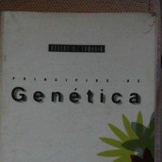 Libros de segunda mano: PRINCIPIOS DE GENÉTICA. R.H. TAMARIN. Lote 81208088