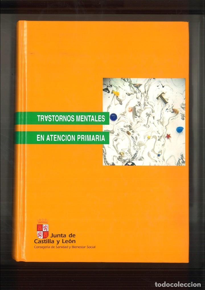 TRASTORNOS MENTALES EN ATENCIÓN PRIMARIA. VARIOS (Libros de Segunda Mano - Ciencias, Manuales y Oficios - Medicina, Farmacia y Salud)